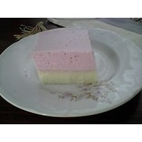 Köpük Pasta( Jöleli 3 Kat Pasta)