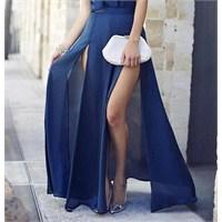 Trend: Yırtmaçlı Etek Ve Elbiseler