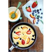 Kahvaltıların Tatlı Seçeneği, Pancake!