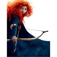 Cesur Prenses Merida
