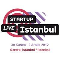 Startup Live İstanbul 30 Kasım'da Başlıyor!