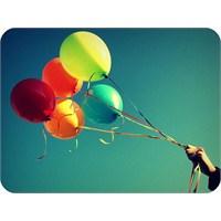 Uçan Balon Nereye Kadar Uçar?!'