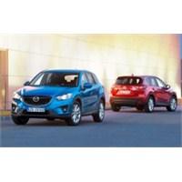 Mazda Cx-5 Ödül Almaya Devam Ediyor...