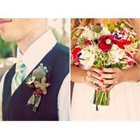 Bir Akseseuar Klasiği… Yaka Çiçeği…