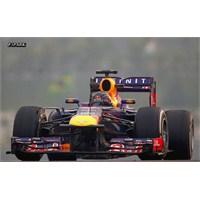 Hindistangp'inde Zafer De Şampiyonluk Da Vettel'in