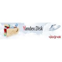 Yandex.Disk Online Depolama Servisi!