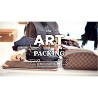 """Louis Vuitton'un """"Bavul Hazırlama Sanatı"""""""