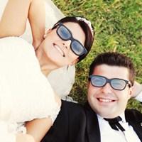 Bir Düğün Hikayesi: Burçin Ve Ozan Evlendi!