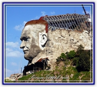 Dev Atatürk Maskı | İzmir