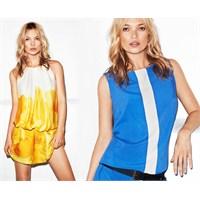 Kate Moss For Mango / 2012 Yaz Kampanyası