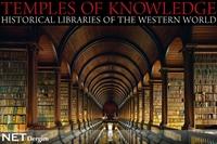 Avrupa'nın Tarihi Kütüphanelerine Yolculuk!