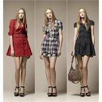 Burberry Blue Label 2011 İlkbahar & Yaz Modelleri