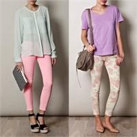 2012 İlkbahar Yaz Dönemi Pantolon Modelleri