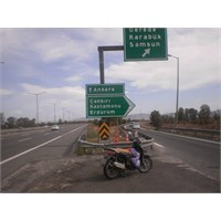 Trans Karadeniz Scooter 3 Gün 2600 Km