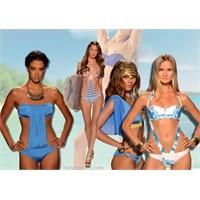 Lisa Burke Blue Swim 2013 Bikini Modelleri