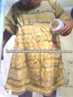 Kız Çocuklarına Harika El Örgüsü Elbise-bolero Tak