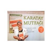 """Canan Karatay """"Karatay Mutfağı"""" Kitabını Tanıttı"""