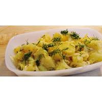 """""""Hardallı Patates Salatası"""""""