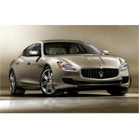 Yeni Nesil Maserati Quattroporte
