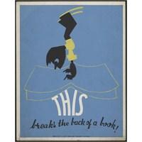 Kitaplar İçin Vintage Propaganda Posterleri