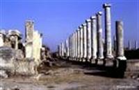 Antalya Perge Kazı Kalıntıları (tiyatro, Stadion,