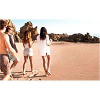 Plajda Vücudu Toparlamaya Yardımcı Egzersizler ?