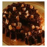 Çikolatalı Zencefilli Kek