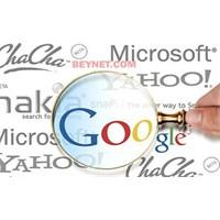 Google Arama Sayfası da Çok Farklı Değişiklikler