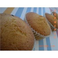 Portakallı Muffin Tarifi Buyrun