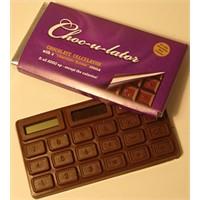 Çikolata Hesap Makinesi