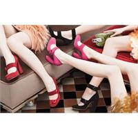 Prada 2011-2012 Sonbahar Kış Ayakkabı Koleksiyonu