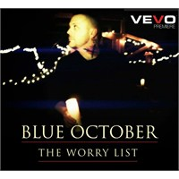 "Yeni Video: Blue October ""The Worry List"""