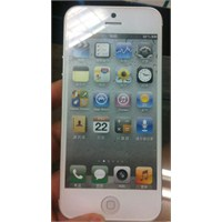İphone 5 Görüntülendi!!!