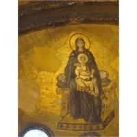 Osmanlı 250 Yıl Bu Mozaiklerin Altında Namaz Kıldı