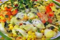 Hafif Karnıbahar Salatası