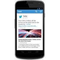 Twitter Mobil Uygulamalarını Güncelledi