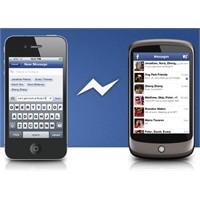 Facebook Messenger Uygulaması Yayınlandı!