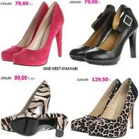 Ayakkabılarda Kaçırılmayacak Fırsatlar Fiyatlar