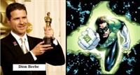 Green Lantern e Oscar Ödüllü Kadro