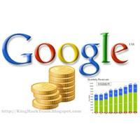 Google 2012 Gelirini Açıkladı!