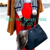 New York Moda Haftası İlk 4 Gün
