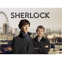 Sherlock'umuz Geri Döndü