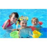 Havuzda Çocukları Bekleyen Tehlike