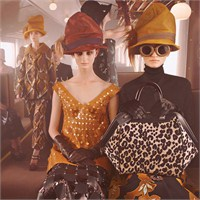 Louis Vuitton'dan Kocaman Şapkalar