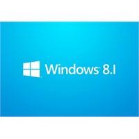 Windows 8.1 Sürümü İndirmeye Hazır