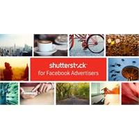 Facebook Ve Shutterstock'dan Görsel İşbirliği