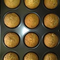 Portakallı Üzümlü Cevizli Muffin