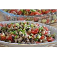 Kuru Börülce Salatası ...Çok Leziz, Çok Faydalı