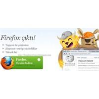 Firefox Son Sürüm V18 Çıktı İndirin!