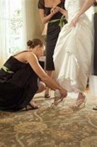 Düğünde Ayakkabınız Sizi Üzmesin
